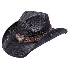 Peter Grimm - Flint Heart Drifter Cowboy Hat df0c041b7487