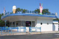 Hidden Gem: Original Frozen Custard, Lafayette, Indiana