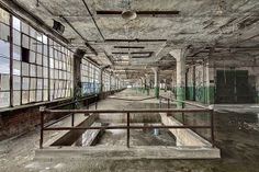 Automobile Factory  ~ Abandoned
