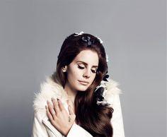 Lana del Rey Keeps it Sweet for H Fall 2012 Campaign by Inez & Vinoodh
