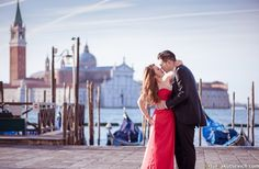 Photo shoot in Italy