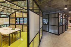Oficinas ImasD,© Alejandro Arango