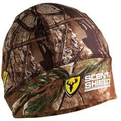 ScentBlocker® Pursuit™ Camo Skull Cap, Realtree Xtra®