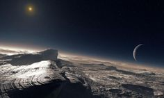Cientista sênior da NASA anuncia empolgadamente e causa euforia entre os entusiastas: ''Plutão é um planeta repleto de VIDA'' ~ Sempre Questione