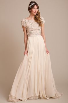anne barge - amazing styles at Lovely Bride in manhattan