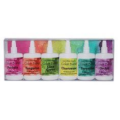 Ken Oliver - Color Burst 6 Pack - Caribbean Brights