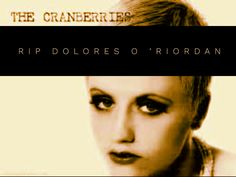 Condolences coming in around the world for Dolores O'Riordan. Very sad. One of the most unique and brilliant voice to come out of Ireland. A great artist and performer will be missed... #RIP #Dolores #doloresoriordan #cranberries #music #loss #sadness #ireland #artist #condolences #family #singer #love ❤️