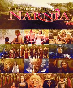 "The Chronicles of Narnia -""Once a king or queen of Narnia always a king or queen of Narnia."""