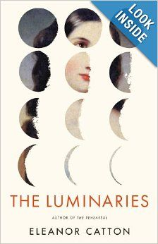 Winner of the Man Booker Prize for Fiction 2013: The Luminaries: A Novel: Eleanor Catton: