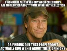 Truth! Liberal Hollywood Celebrities = No Credibility in Politics!!!