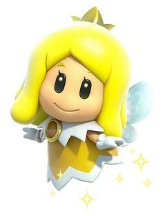 Yellow Fairy - Characters  Art - Super Mario 3D World.jpg