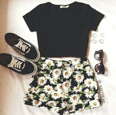27 Hipster School Outfits For Those Sunny Days Trendy Outfits For Teens, Cute Outfits, Fashion Outfits, Skirts, Next Clothes, How To Wear, Ideas, Style, Night Out