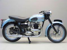 '54 Triumph T-110 650cc.