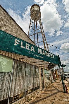 Flea Market,,,,,,,,Paul's Valley, Oklahoma