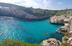 Autumn in Mallorca has been letting us down a little bit recently. Cala, Therapy, Sky, Beach, Water, Blog, Outdoor, Heaven, Gripe Water