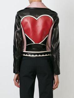 valentino scalloped coat
