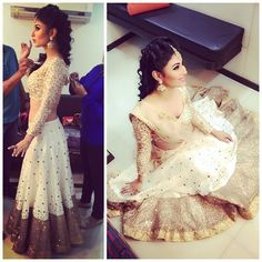 The gorgeous Mouni Roy