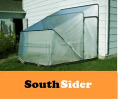 South Sider Convertible Greenhouse