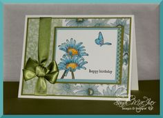 Every Moment in Paisley Petals by SandiMac - Cards and Paper Crafts at Splitcoaststampers