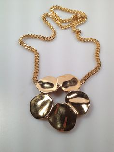 1970s Vintage GOLDETTE New York Gold Plated by thepopularjewelry, $38.00