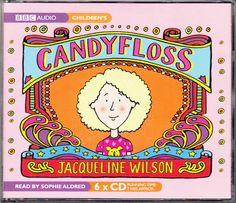 Jacqueline Wilson - Candyfloss 6CD Audio Book FASTPOST