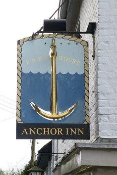 Anchor Inn, Nayland | Flickr: Intercambio de fotos