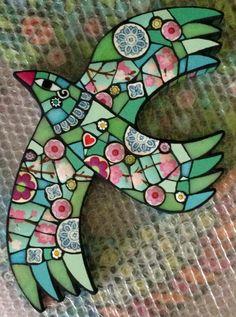Amanda Anderson mosaic art                                                                                                                                                                                 More