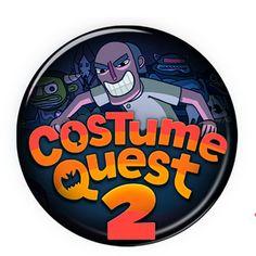 Costume Quest 2 by RaVVeNN.deviantart.com on @deviantART