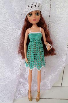 PlayDolls.ru - Играем в куклы: Апельсиновая кошечка: Одежда для кукол. (1/59)