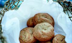 White Macadamia Chocolate Cookies