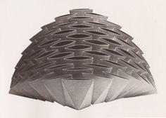 3D Geometric Design: Michael Cina writes about WUCIUS WONG