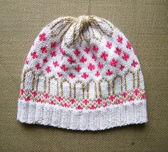 fair isle. Do you remember how to do this? :)