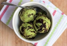 Avocado & Brownie Ice Cream?! Whoa!