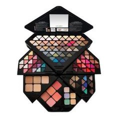 Sephora Collection Into The Stars Palette Blockbuster Face Palette (Limited Edition 2017) from Sephora - What it is: A reinvention of the Blockbuster Palette in a limited-edition m