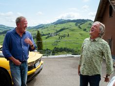 James May of 'The Grand Tour' on the One Road Trip Everyone Should Take