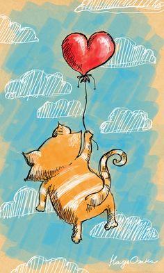 Просмотреть иллюстрацию Любовь из сообщества русскоязычных художников автора Надьожна в стилях: Анимационный, нарисованная техниками: Компьютерная графика.