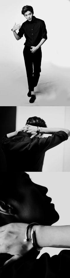 Luhan x Cartier