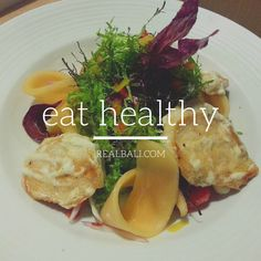 Eat Healthy...  #Bali #fitness #food #quote
