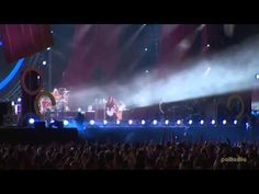 Foo Fighters- G.C. Central Park 2012 (Full Concert)