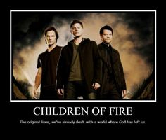 Children of the Fire!