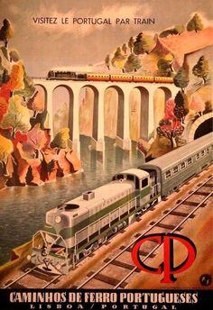 1960, Cartaz CP.