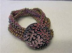 "Free bracelet pattern ""Wrap it up"" - Editors' Blog - Bead Magazine - Online Community, forums, blogs, and photo galleries"