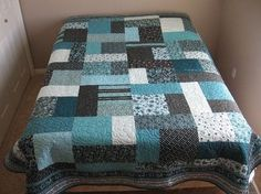 Hopefully I will make a quilt similar to this.