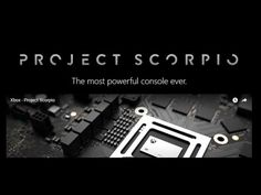 Xbox One Scorpio - Pre E3 Reveal, Performance & Games - Phil Spencer Int...
