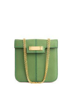 Farb-und Stilberatung mit www.farben-reich.com - Valentino Close Up leather shoulder bag