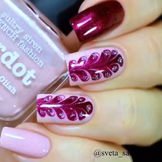 TOP 10 New Nail Art Design ❤️💅 Nails Art Ideas Compilation, You can collect images you discovered organize them, add your own ideas to your collections and share with other people. Nail Art Designs, New Nail Art Design, Fingernail Designs, Diy Nails, Cute Nails, Pretty Nails, Cancer Nails, Nail Art Halloween, Diy Nagellack