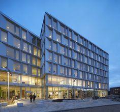 Galería de Domicilio Microsoft / Henning Larsen Architects - 3