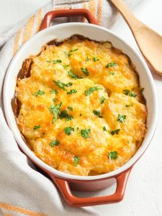 poivre, emmental, pomme de terre, crème liquide, sel, patate douce
