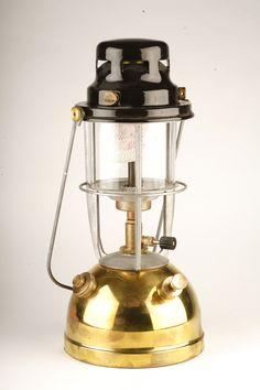 Brass Kerosene Lamp / Vapalux  m320