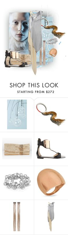 """The essence of things"" by incantare ❤ liked on Polyvore featuring Monday, Delfina Delettrez, Jimmy Choo, Giuseppe Zanotti, Orlando Orlandini, Torrini, CA&LOU, Roksanda Ilincic, Ileana Makri and draped dresses"